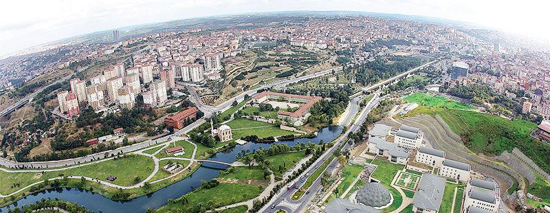Real Estate in Fatih İstanbul
